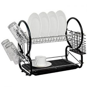 dish-rack-black
