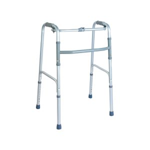 Adjustable Folding Aluminium Walker